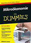 Mikrookonomie Fur Dummies by Wilhelm Lorenz (Paperback, 2014)