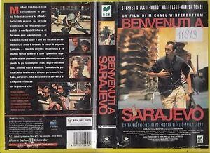 BENVENUTI-A-SARAJEVO-1997-vhs-ex-noleggio