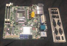 Mini-ITX Motherboard, Q77 Express vPro iAMT, LGA1155, Ivy Bridge FC-Q77IX-FXT01