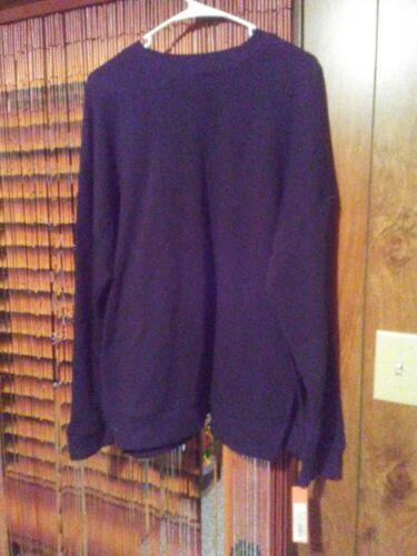 Colsie Women/'s Black Crew Sweatshirt L