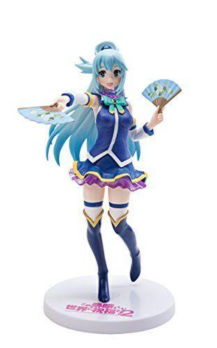 Sega KonoSuba PM Figure.H.20cm God/'s Blessing on This Wonderful World Aqua