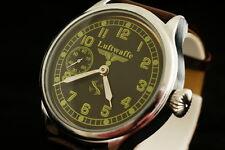 Vintage military style German & CCCP WW2 WAR2 pilot's watch Luftwaffe