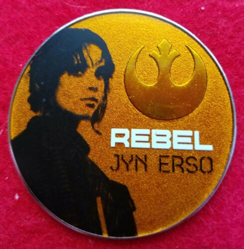 2016 STAR WARS ROGUE ONE SARGENT JYN ERSO Disney PIN