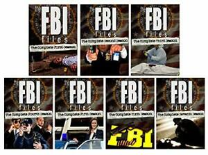 The-FBI-Files-The-Complete-Series-34-Disc-DVD-NEW