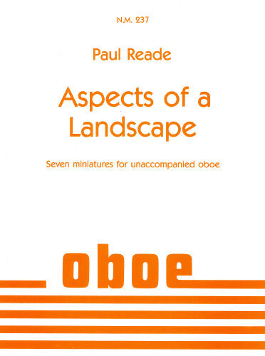 5-8 ends: 2020 Aspects of a Landscape- Grade: 5-8- Oboe TCL: NM237 NEW