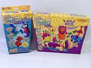 Presto Plastic Pellet WARM & FORM Modeling Material REUSABLE KID Craft KITS
