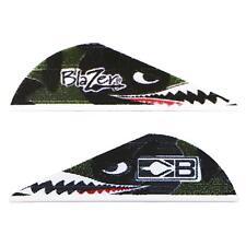 Bohning Blazer Vanes Flying Tiger Shark 36 Pack