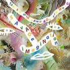 Savage Imagination [Slipcase] * by Dustin Wong/Takako Minekawa (CD, Sep-2014, Thrill Jockey)