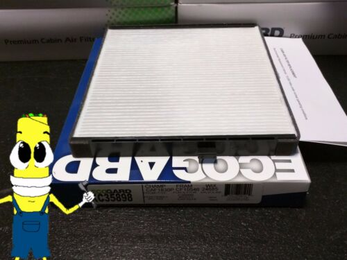 Premium Cabin Air Filter for Chevy Aveo Pontiac G3 2004-2011 Aveo5 G3 Wave
