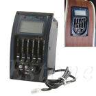Electric Guitar Bass LC 5 Band Pickup Tuner Acoustic Preamplifier EQ Equalizer