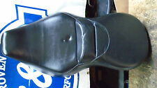 Harley Davidson OEM 08 and newer Touring Seat Black Vinyl Stock FLHTC