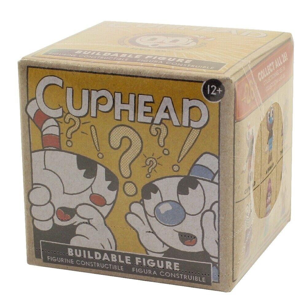 3 pouces McFarlane Toys Blind Box Figure-Cuphead S1-Legendary calice NEUF