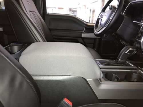 Fits Ford Expedition 2018-2019 Neoprene Center Armrest Console Lid Cover C1FNEO