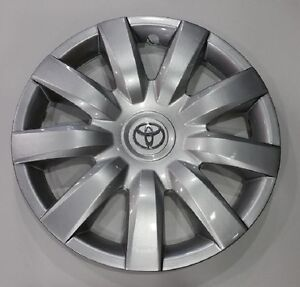 15 aftermarket hubcap cover fits a 2004 2006 toyota camry 42621aa150 ebay. Black Bedroom Furniture Sets. Home Design Ideas