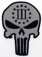III PUNISHER embroidered Patch-000602