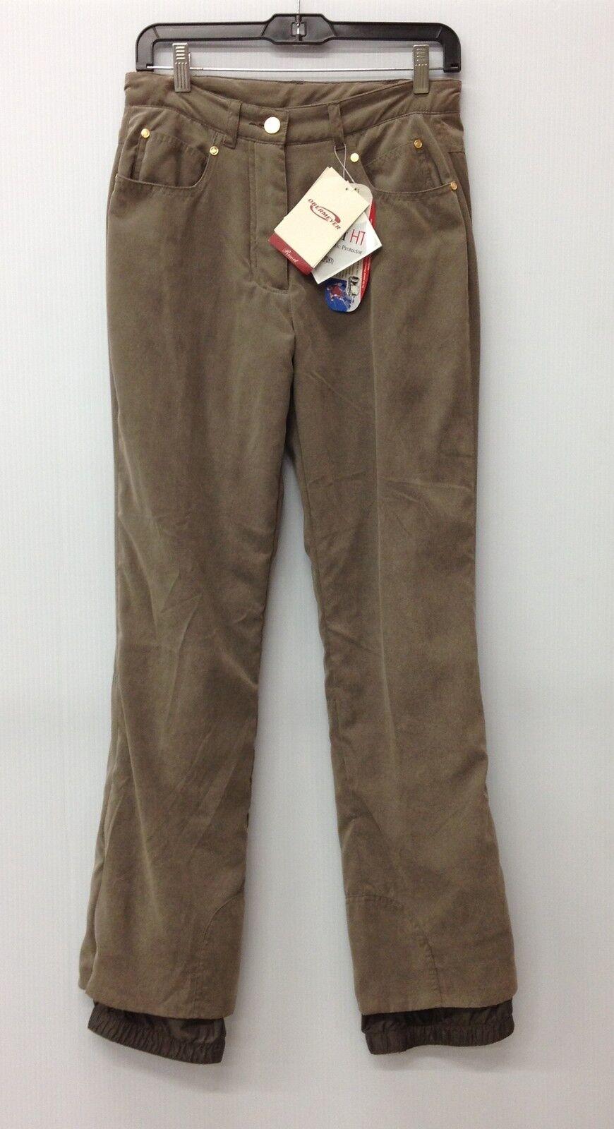 Obermeyer Womens Cortina Insulated Ski Pants 35127 Mala Size 6