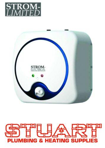 15L 6L 10L Unvented Electric Undersink Water Heater Strom Electrical