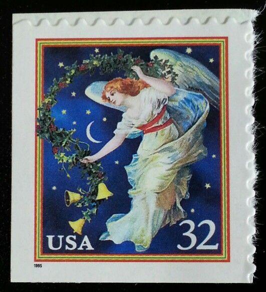 1995 32c Midnight Angel, SA Scott 3012 Mint F/VF NH