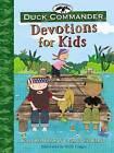 Duck Commander Devotions for Kids by Chrys Howard, Korie Robertson (Hardback, 2015)