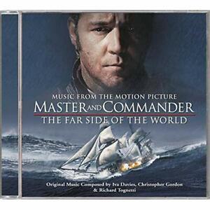 NEW-SEALED-CD-Master-amp-Commander-Original-Soundtrack-Score-CD-Iva-Davis-Icehous