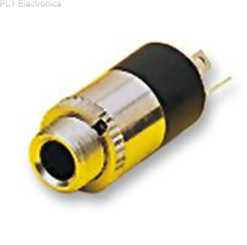 Jack 3,5 Mm Chasis Lumberg-Klb 4-Socket