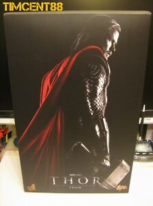 Ready-Hot-Toys-MMS146-Thor-Chris-Hemsworth-1-6-Figure-Marvel-New
