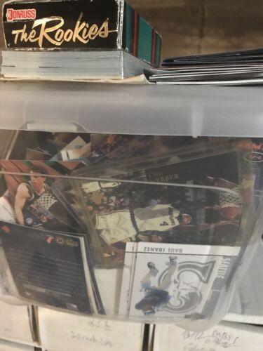 Baseball & Sports Cards Collection Lot with Unopened Pack Honkbal Graded Card Included Verzamelkaarten, ruilkaarten