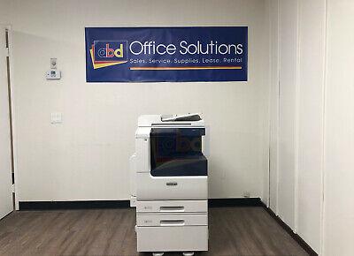 Xerox VersaLink B7025 A3 Mono Laser Copier Printer Scanner MFP 25ppm B7030  B7035 | eBay