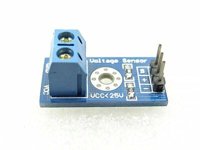 1pcs Standard Voltage Sensor Module For Robot Arduino Good New