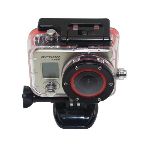 Redleaf RD990 Action Cam 12mp 1080p waterproof 60m - Helmet Cam - Amazing Video