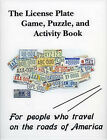 The License Plate Game, Puzzle & Activity Book by Richard (Paperback, 2007)