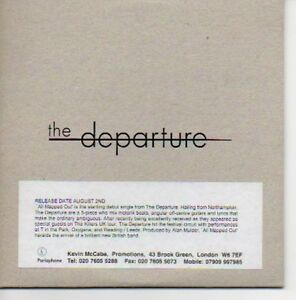 O396-The-Departure-All-Mapped-Out-DJ-CD