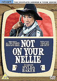 1 of 1 - Not On Your Nellie - Series 2 And 3 - Complete [DVD],