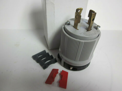 NEW ARROW HART LOCKING PLUG 30A. 250V. 6522 YG153