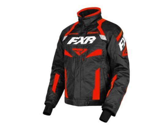 FXR Octane Red Men/'s Snowmobile Jacket L XL 2XL 3XL 190003-1020