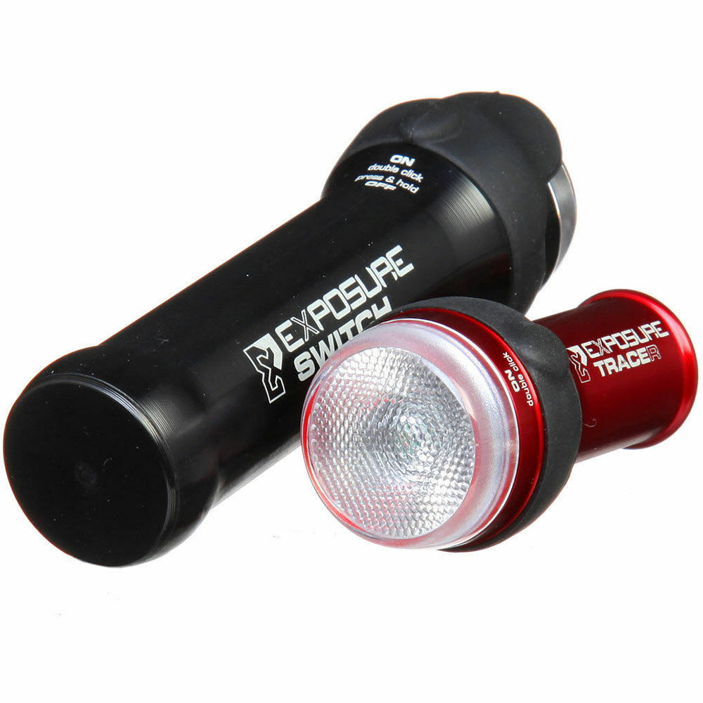 Exposure lightsswitch con Tracer Conjunto de luz negra