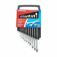 Crescent Ccws2 Sae Combination Wrench Set, 10 Piece, New, Free Shipping on sale