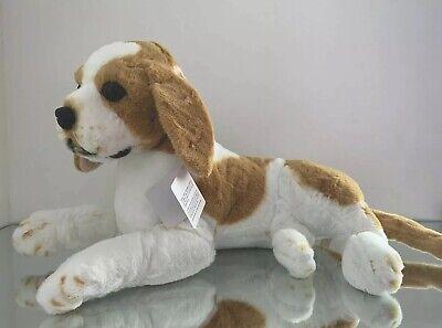 Setting Beagle Life Like Stuffed Animal