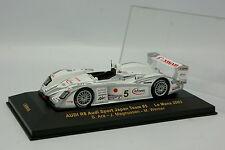 Ixo 1/43 - Audi R8 Audi Sport Japan Team Le Mans 2003 N°5