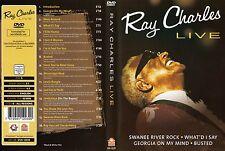 Ray Charles - DVD - Diverse Live - DVD von 2013 - Neuwertig !