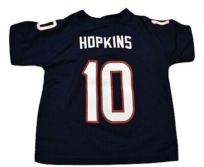 NFL Toddler Houston Texans DeAndre Hopkins Football Jersey New 2T | eBay