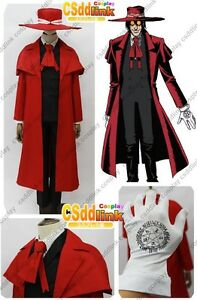 Hellsing-Ultimate-Alucard-Cosplay-Costume-red-with-hat