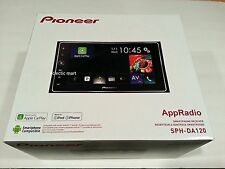 PIONEER SPH-DA120 AppRadio 4 Smartphone Rcvr, Bluetooth, Apple Car Play