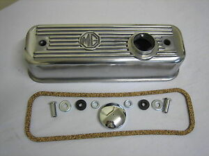 224-508P-GAC4069-MG-MGA-MGB-ALLOY-ROCKER-COVER-PLUS-FITTING-KIT