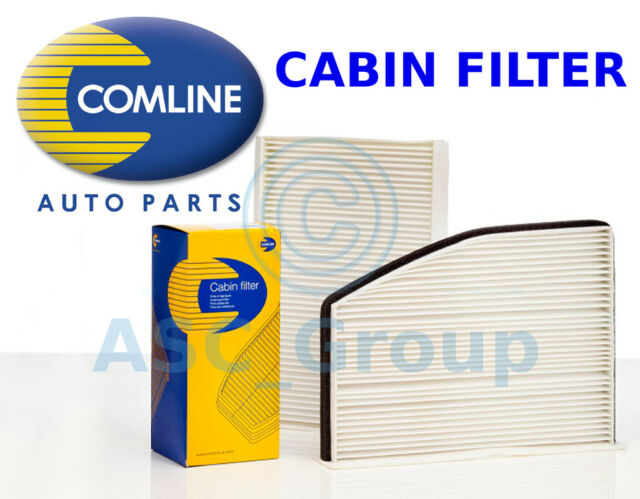 Cabin Filter ADL142501 by Blue Print Genuine OE Single