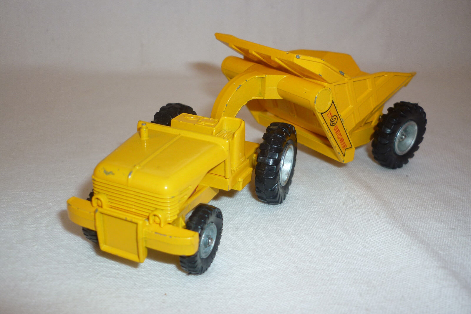 Matchbox - King Size - Curtiss-Wright Rear Dumper Dumper Dumper Cwd 321 - No. 7 - (5.MB-12) 5f7b49