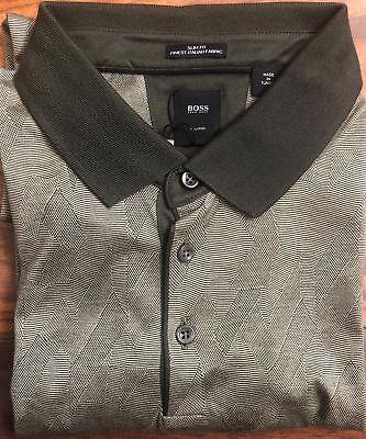hugo boss tailored shirt