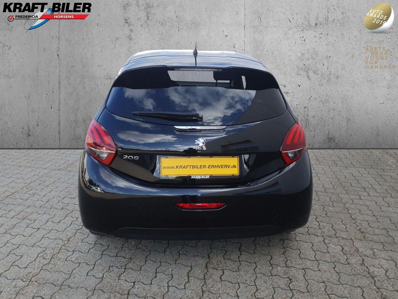 Billede af Peugeot 208 1,6 BlueHDi 100 Envy Van