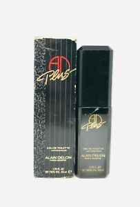 Ad-Alain-Delon-Plus-Alain-Delon-Eau-de-Toilette-50ml-Spray-Neuf-amp-Rare