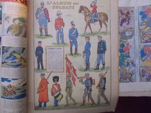 Corriere Dei Piccoli Originale Anni '30 L'esercito Danese - Denmark Army
